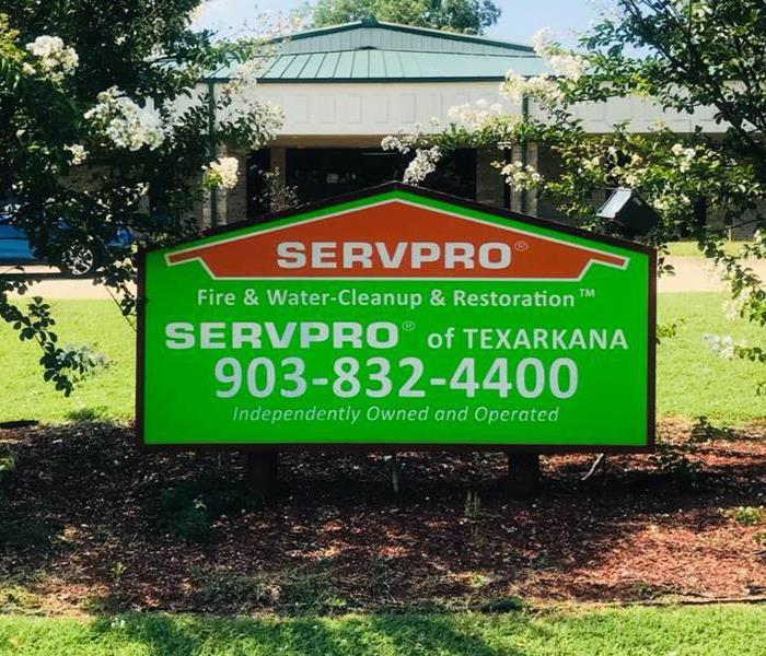 Why SERVPRO SERVPRO of Texarkana is here to help area commercial and residential property owners with all of their emergency fire and water restoration needs